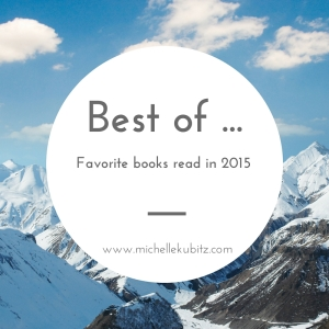 2015 - Favorite Reads graphic